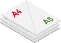 a4 a5 brochure printing