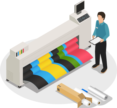 quick and quality printing services